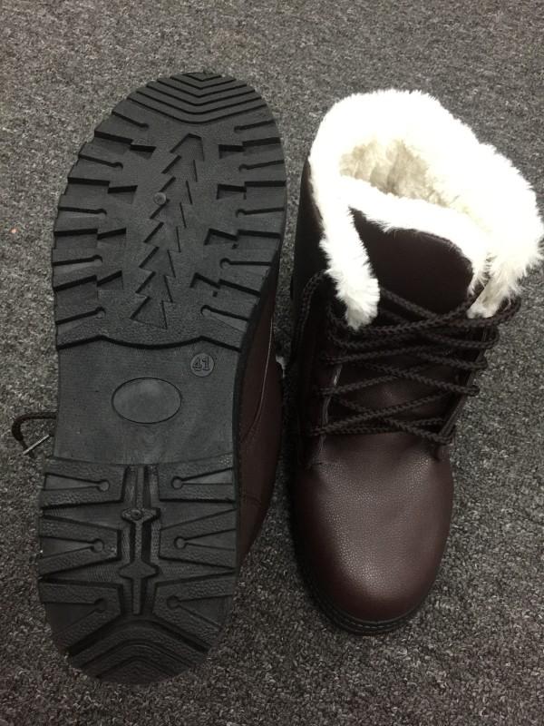 Winterboot String PU Leather - Bundle Preloved