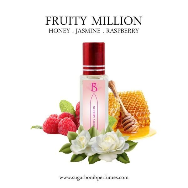 Fruity Million EDP 8 ml  - Sugarbomb Perfumes