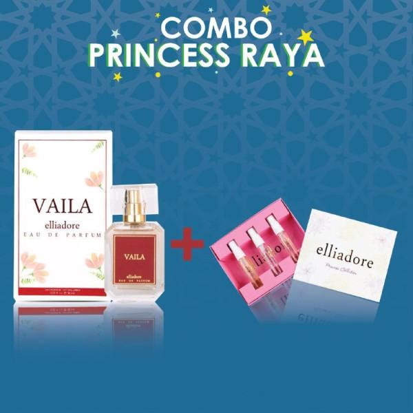Combo Princess Raya - Vaila - Elliadore