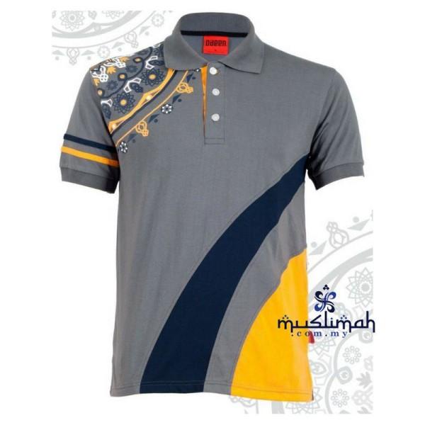 PL900 GREY - Muslimah.com.my - Muslimah Online Shopping