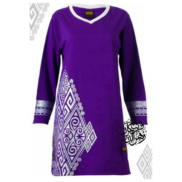 HR06 PURPLE (LIMITED) - Muslimah.com.my - Muslimah Online Shopping