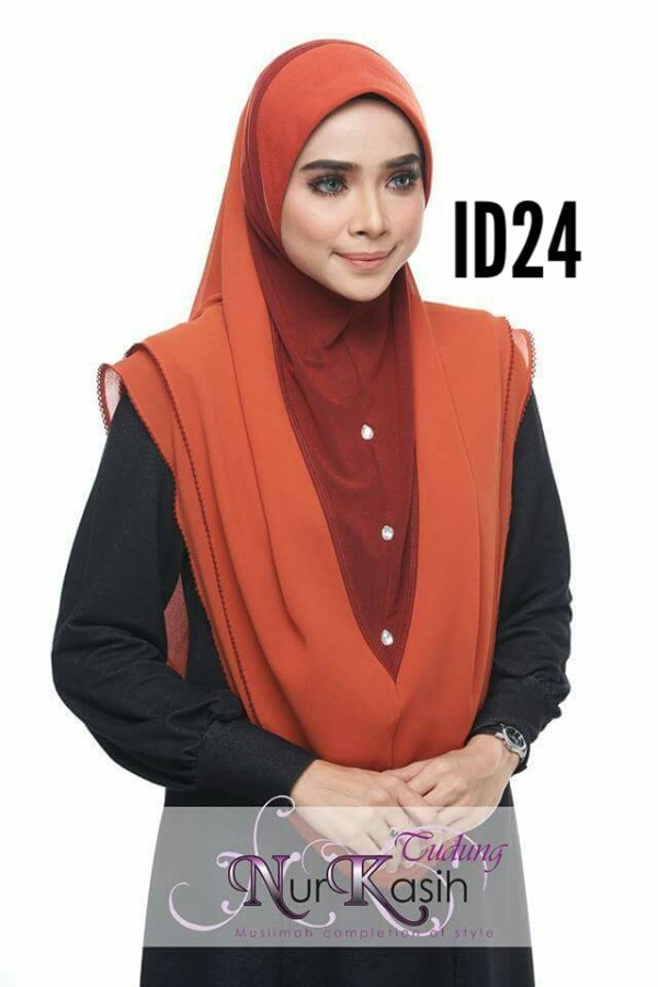 IRDINA XL Orange - Zahusna
