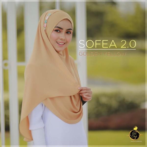 SOFEA 2.0 Golden Yellow - Zahusna