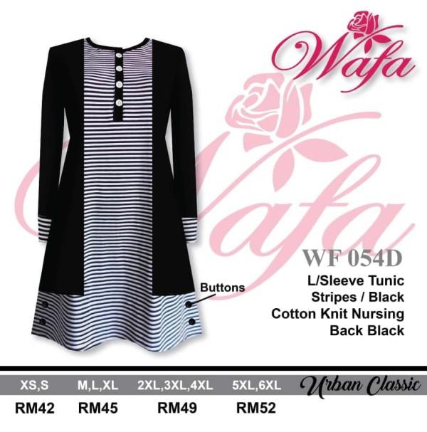 WF054D (2XL,3XL,4XL)        - Doabonda