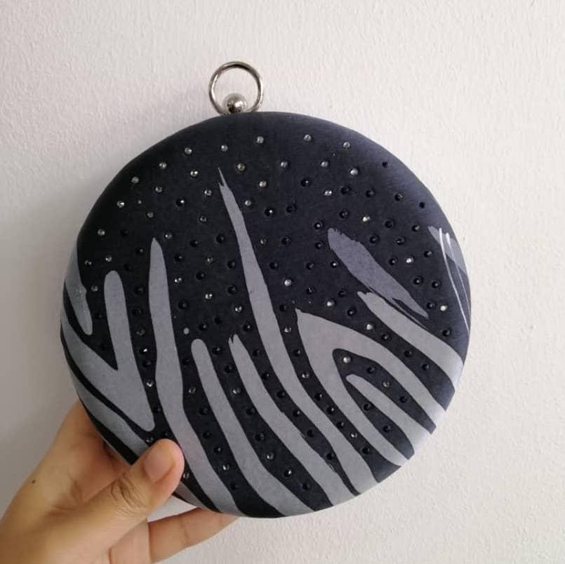 Batik Clutch (Crafted by Tasbijoux)