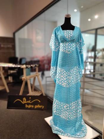 Bujins Cotton Batik Mix Jalinan Design Fabric - 2.6M