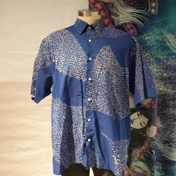 Tuah Cotton Batik (3XL) AS-IS