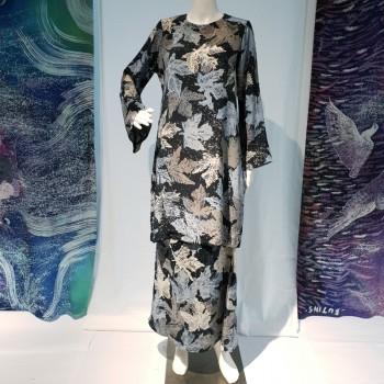 Flare Long Skirt - BUJINS Batik