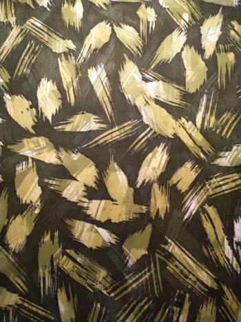 Cotton Batik Brush Emerald Green 01 Fabric - 2.4M - BUJINS Batik