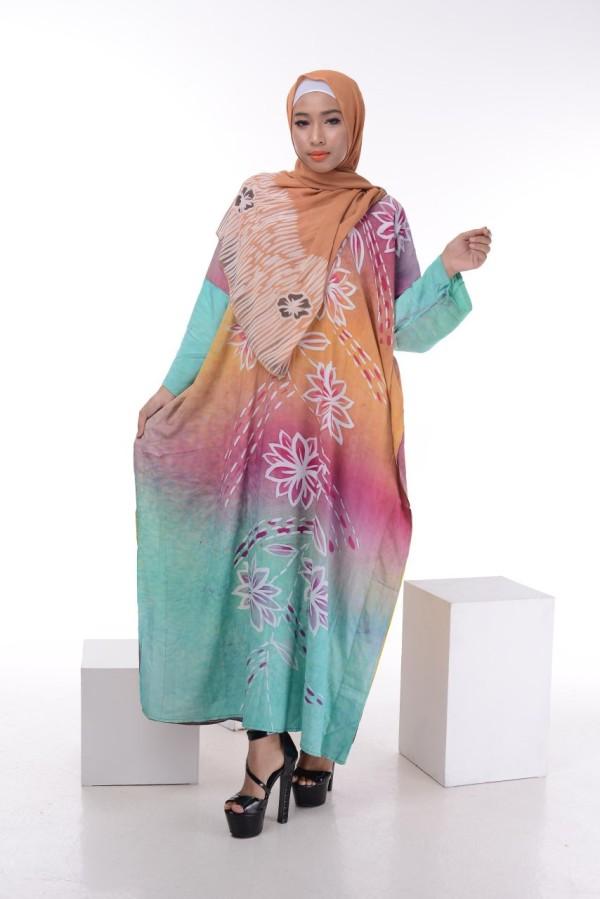 Bujins Basic Cotton Kaftan Batik - Free Size - BUJINS Batik