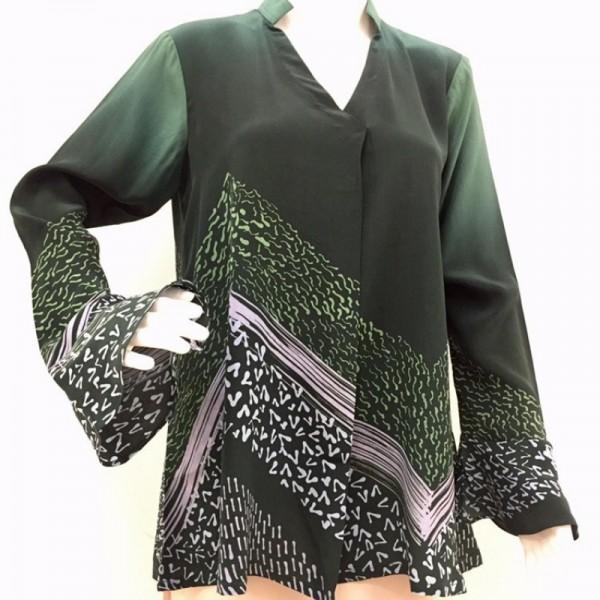 Grace Ladies Top - BUJINS Batik