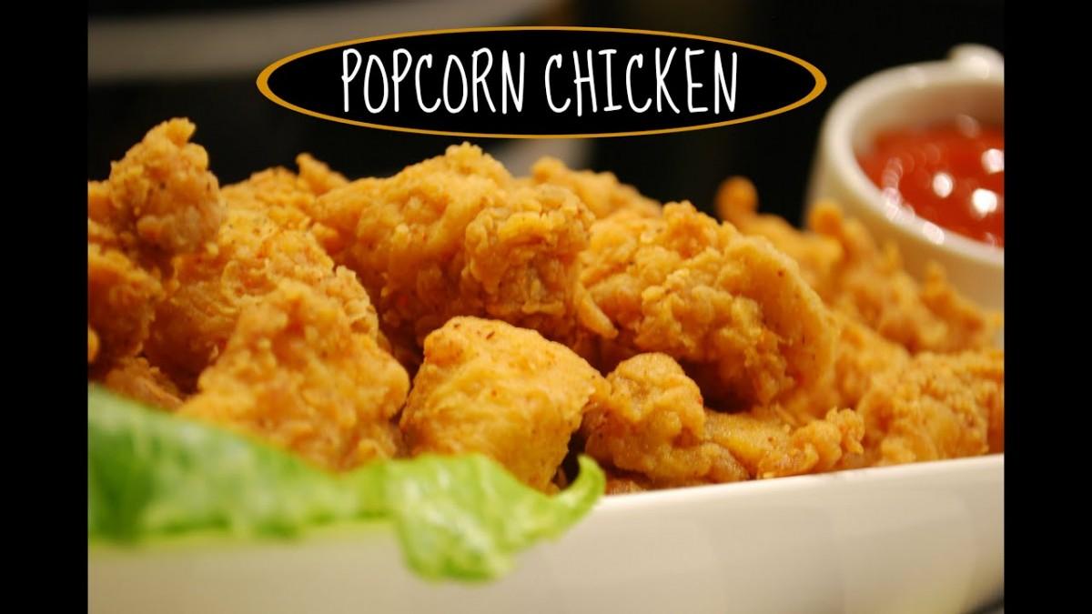 POPCORN CHICKEN - Order JER