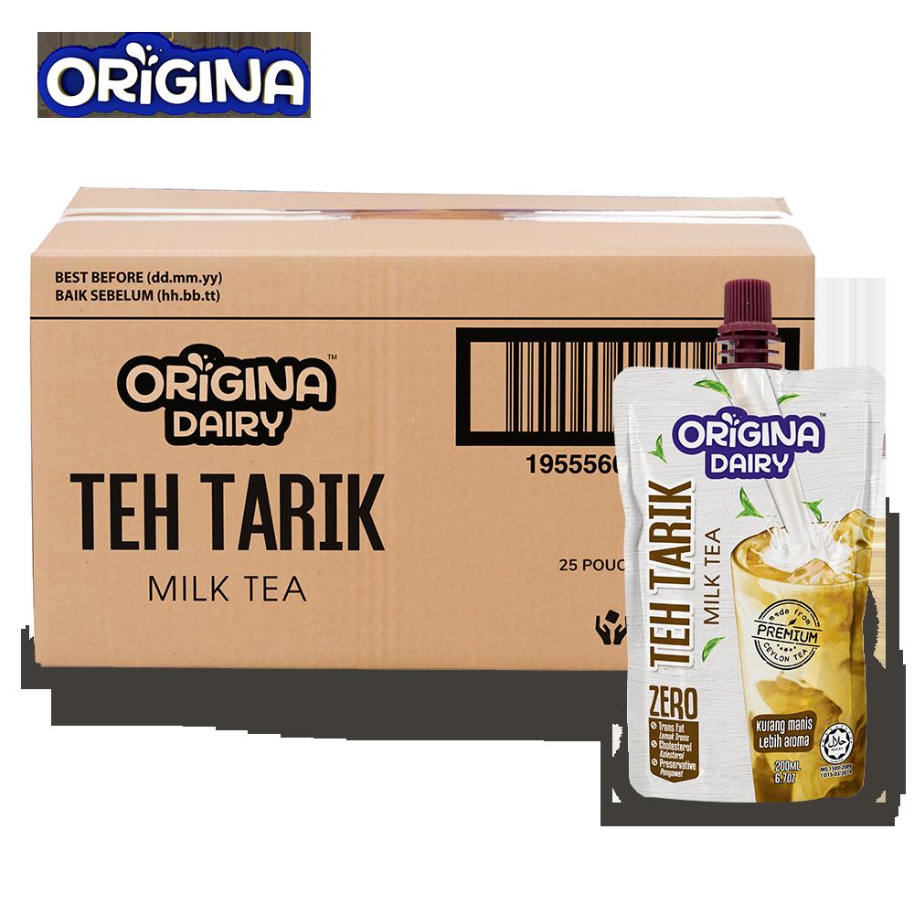 ORIGINA TEH TARIK 200ML (25 PCS/ CTN)