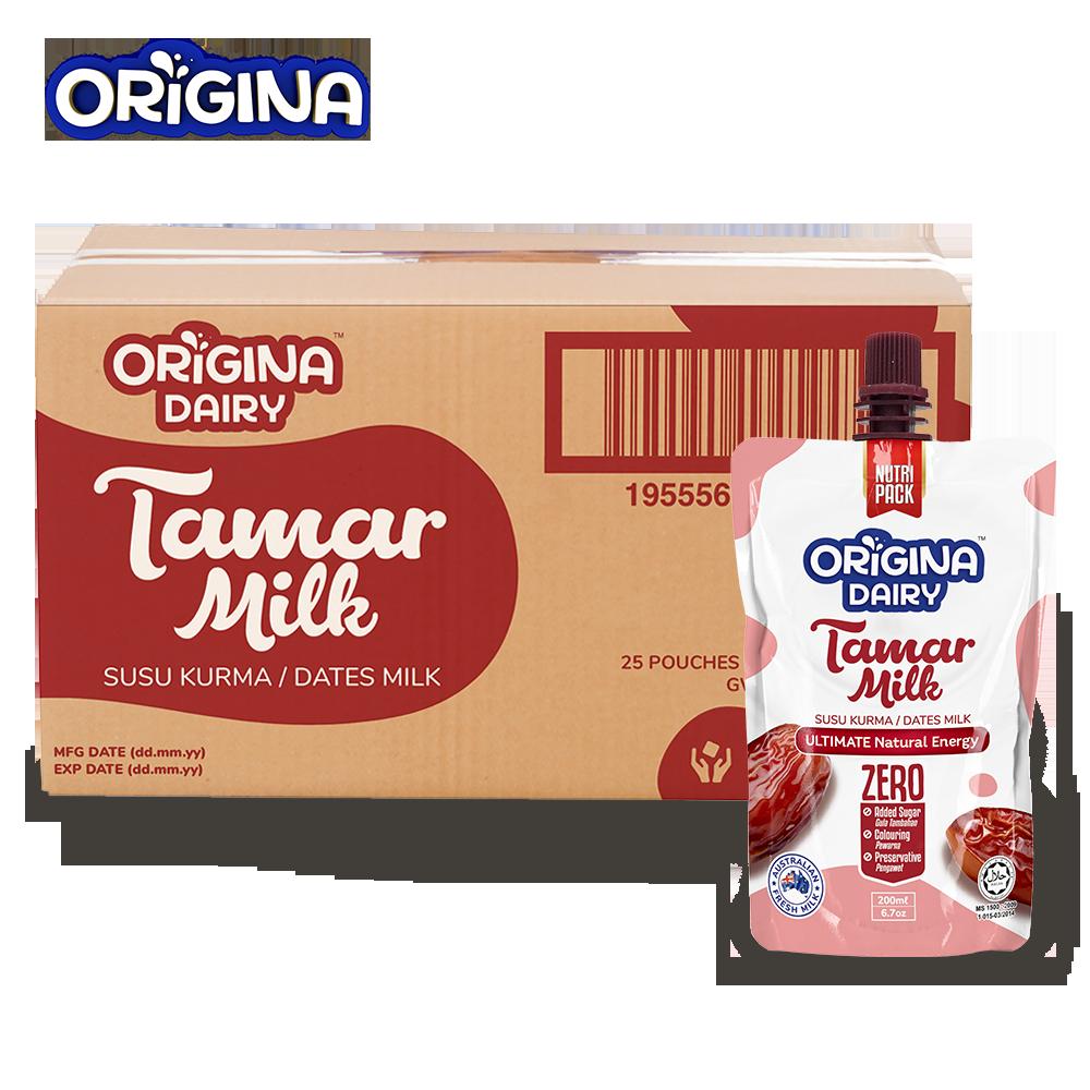 ORIGINA TAMAR MILK 200ML (25 PCS/ CTN)