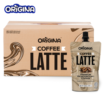ORIGINA COFFEE LATTE 200ML