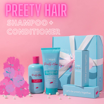Preety Hair Healthy Nourishing Kit