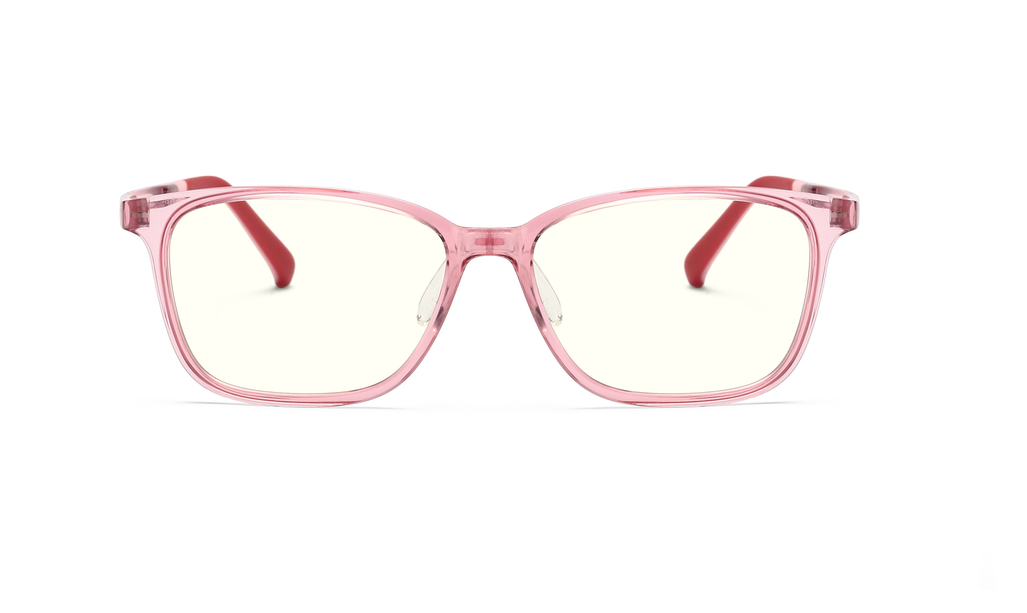 Hutton - Clear Pink