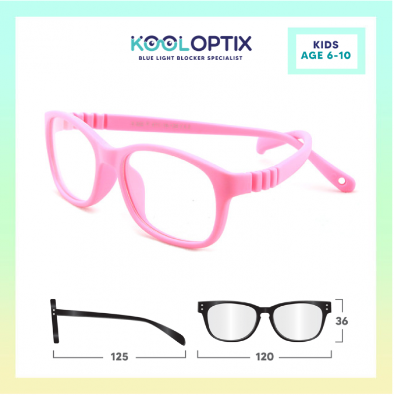 Kids Flexi - Cute Pink