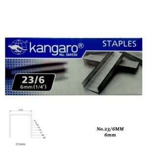 Isi Staples Kangaro 23/6