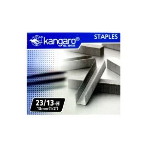 Isi Staples Kangaro 23/13-H - Toko Online Mesin Jilid, Laminating, Pemotong kertas