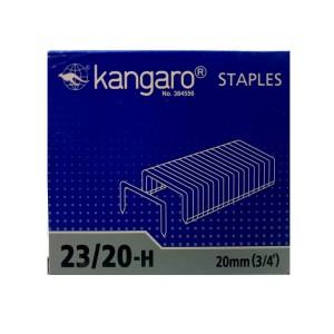 Isi Staples Kangaro 23/20 - Toko Online Mesin Jilid, Laminating, Pemotong kertas