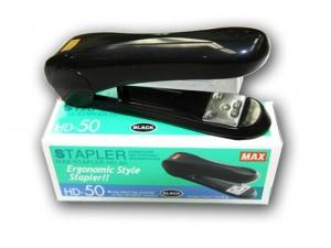 Max Stapler HD-50 - Toko Online Mesin Jilid, Laminating, Pemotong kertas