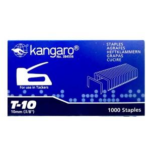 Isi Staples Tembak Kangaro T-10 - Toko Online Mesin Jilid, Laminating, Pemotong kertas