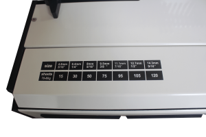 Secure WR-4000 | Mesin Jilid Spiral Ring Kawat Lubang Bulat - Toko Online Mesin Jilid, Laminating, Pemotong kertas