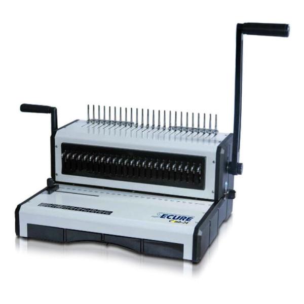 Secure Wire Binding CW 1250 Jilid spiral Kawat + Plastik - Toko Online Mesin Jilid, Laminating, Pemotong kertas