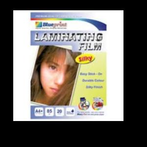Blueprint Laminating Silky Film A4 - Toko Online Mesin Jilid, Laminating, Pemotong kertas