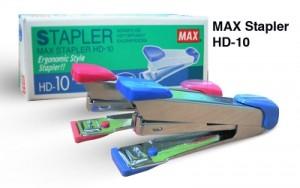 Max Stapler HD-10 - Toko Online Mesin Jilid, Laminating, Pemotong kertas