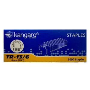 Isi Staples Tembak Kangaro TR-13/6 - Toko Online Mesin Jilid, Laminating, Pemotong kertas
