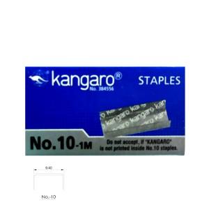 Staples Kangaro No. 10 - Toko Online Mesin Jilid, Laminating, Pemotong kertas