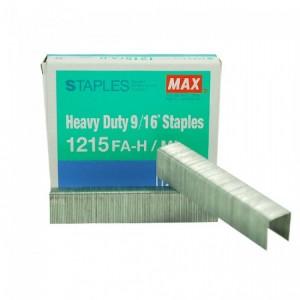 Max Staples 1215FA-H - Toko Online Mesin Jilid, Laminating, Pemotong kertas