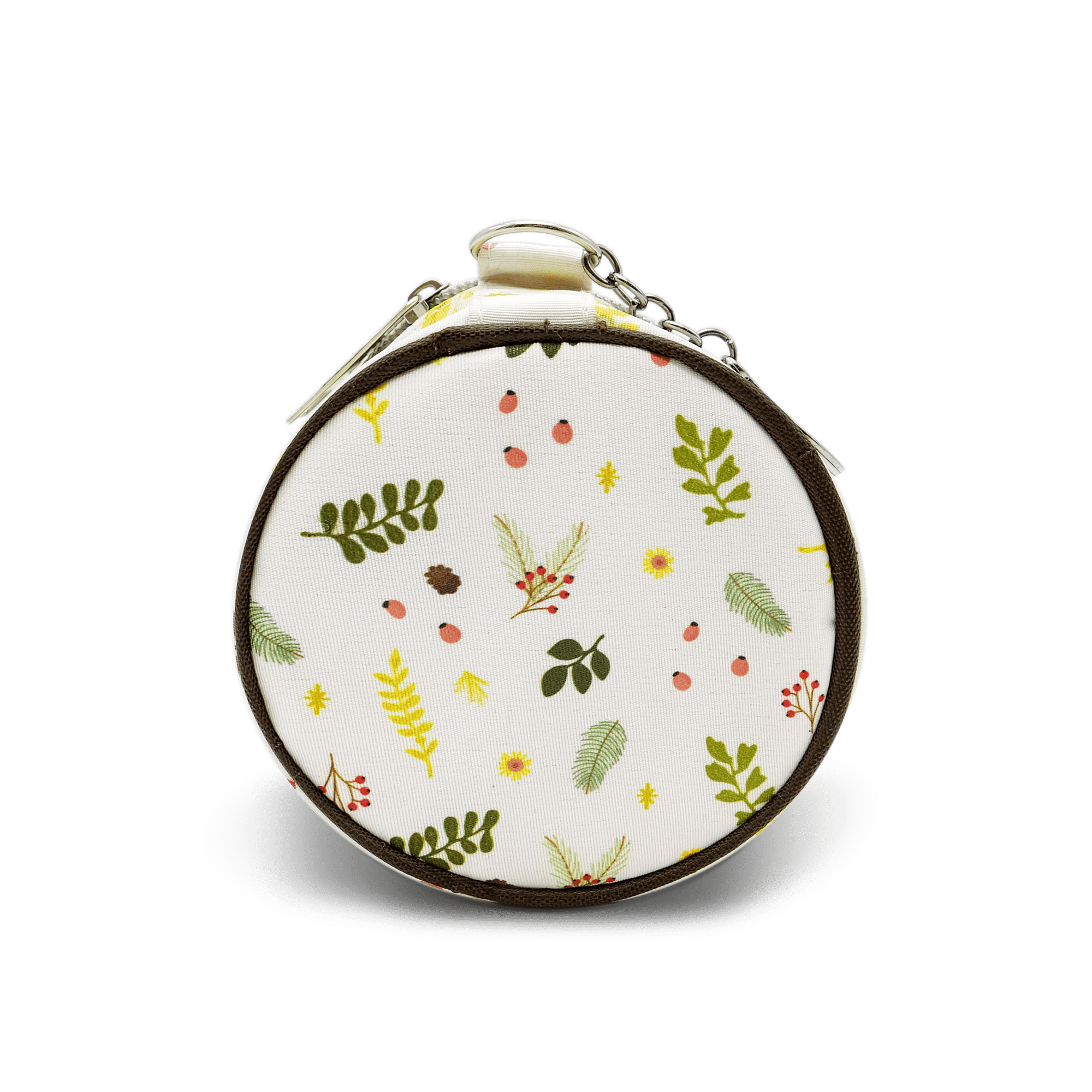 Stojo Compact Pouch - Holiday Green