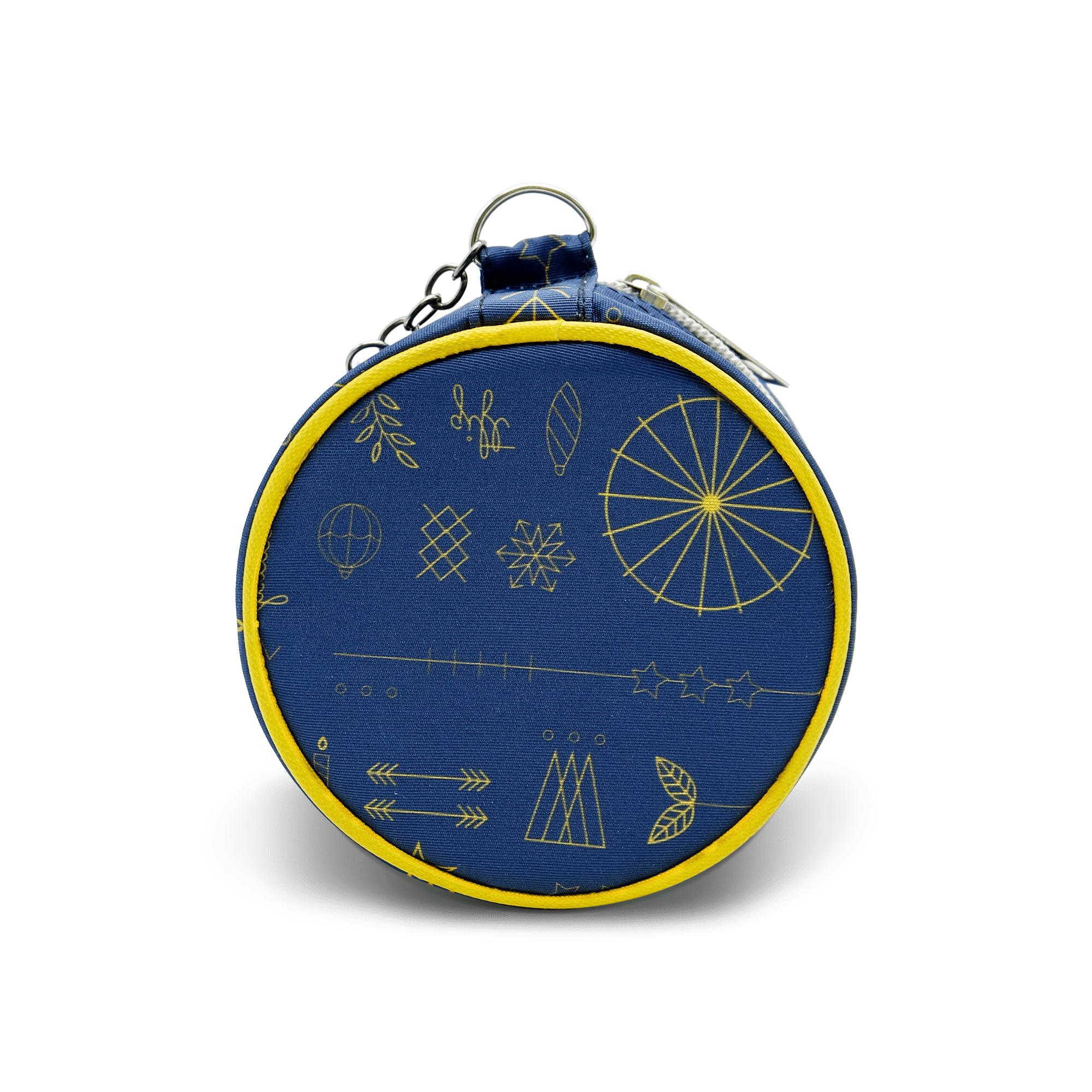 Stojo Compact Pouch - Holiday Blue