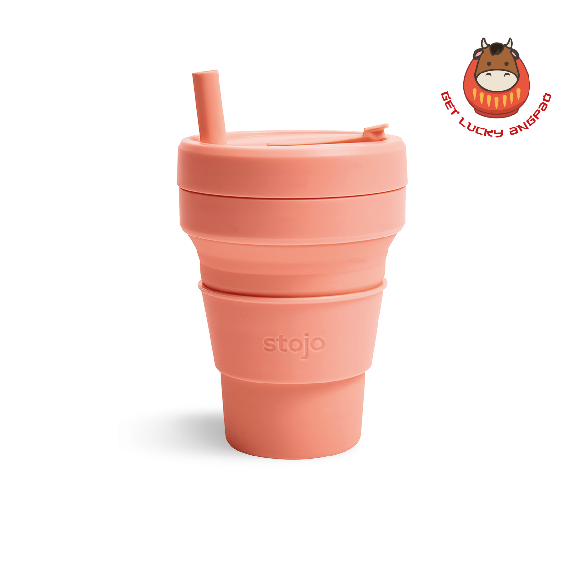 Spring Collection - Apricot 16oz
