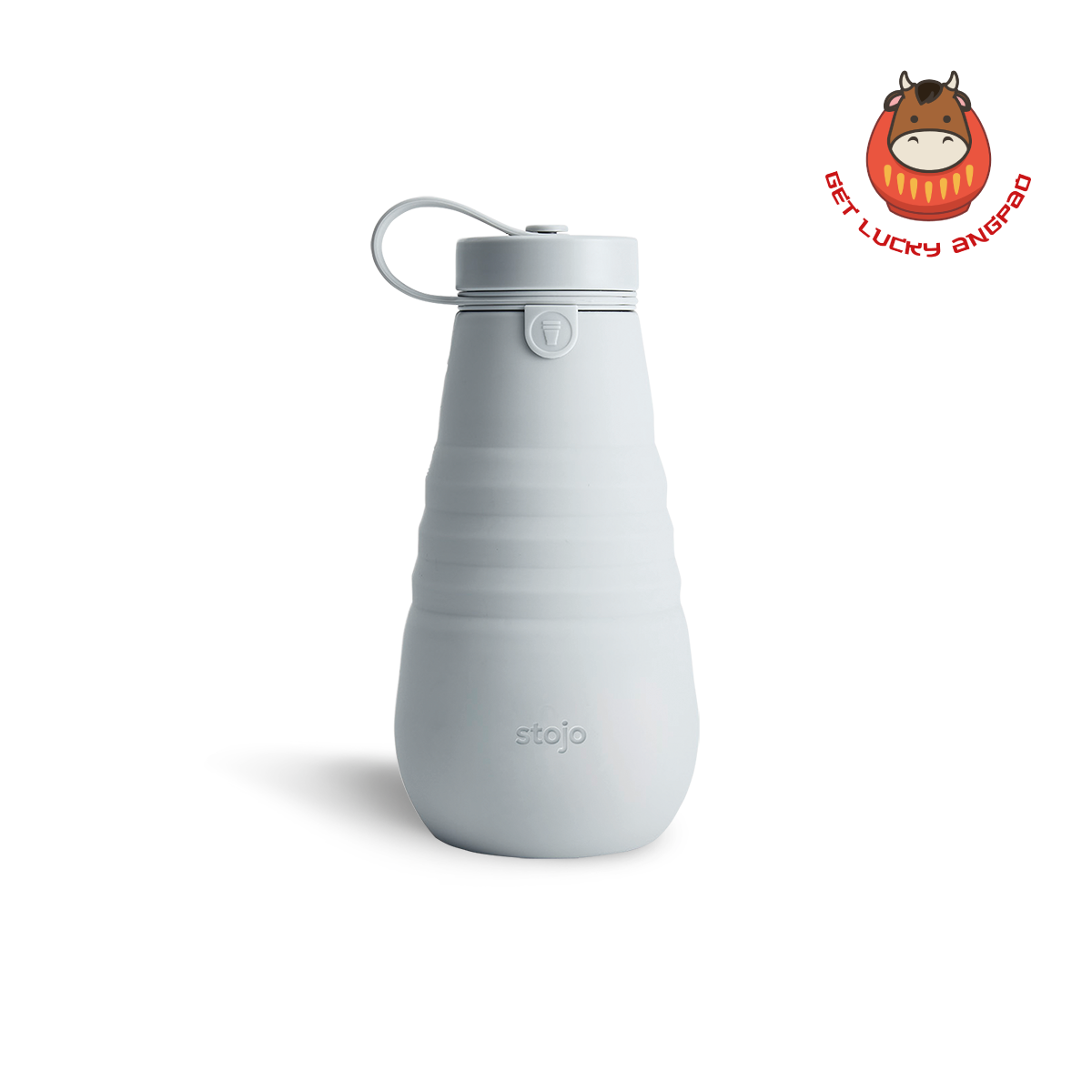 Collapsible Bottle - Cashmere 20oz