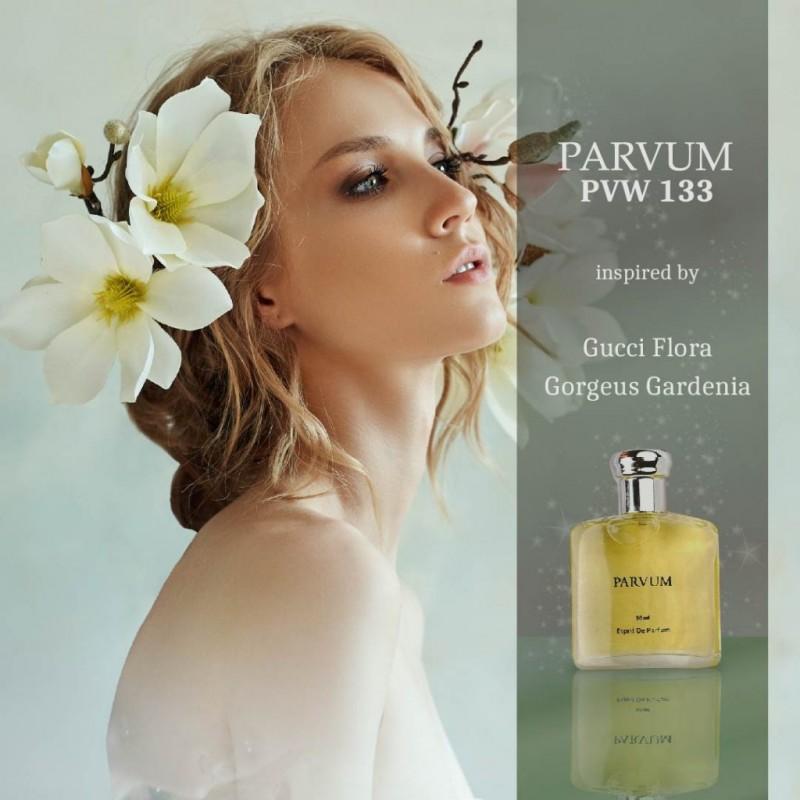 PARVUM Inspired By Gucci Flora Gergeus Gardenia