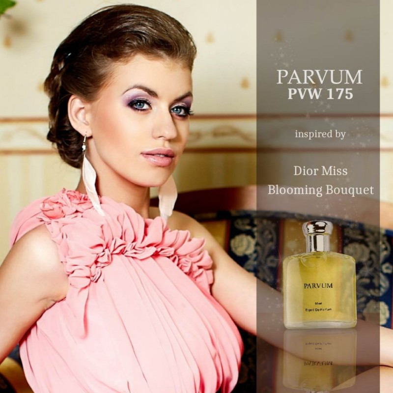 PARVUM Inspired By Dior Miss Blooming Bouquet