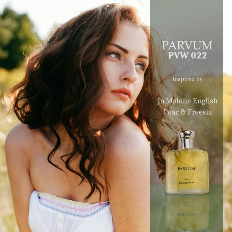 PARVUM Inspired By Jo Malone English Pear & Freesia