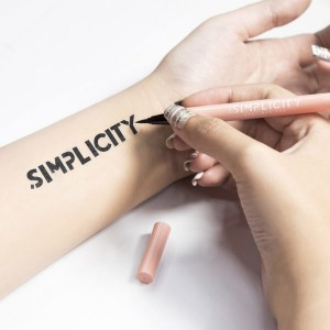 THE SIMPLICITY EYELINER PEN - Hara & Co
