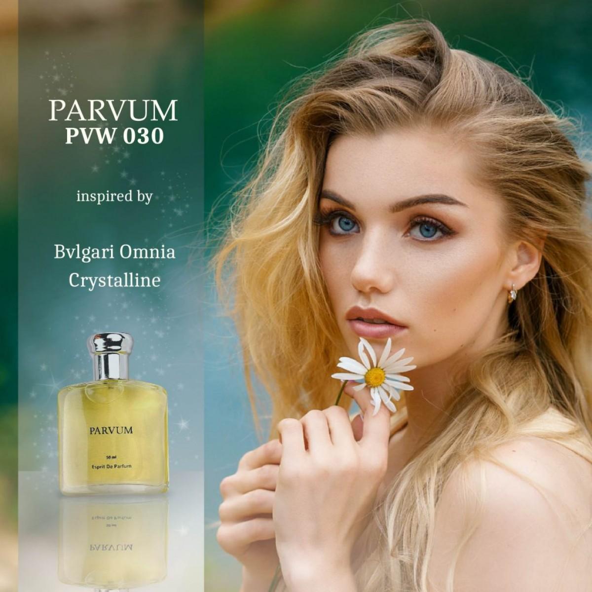 PARVUM Inspired By Bvlgari Omnia Crystalline - Hara & Co