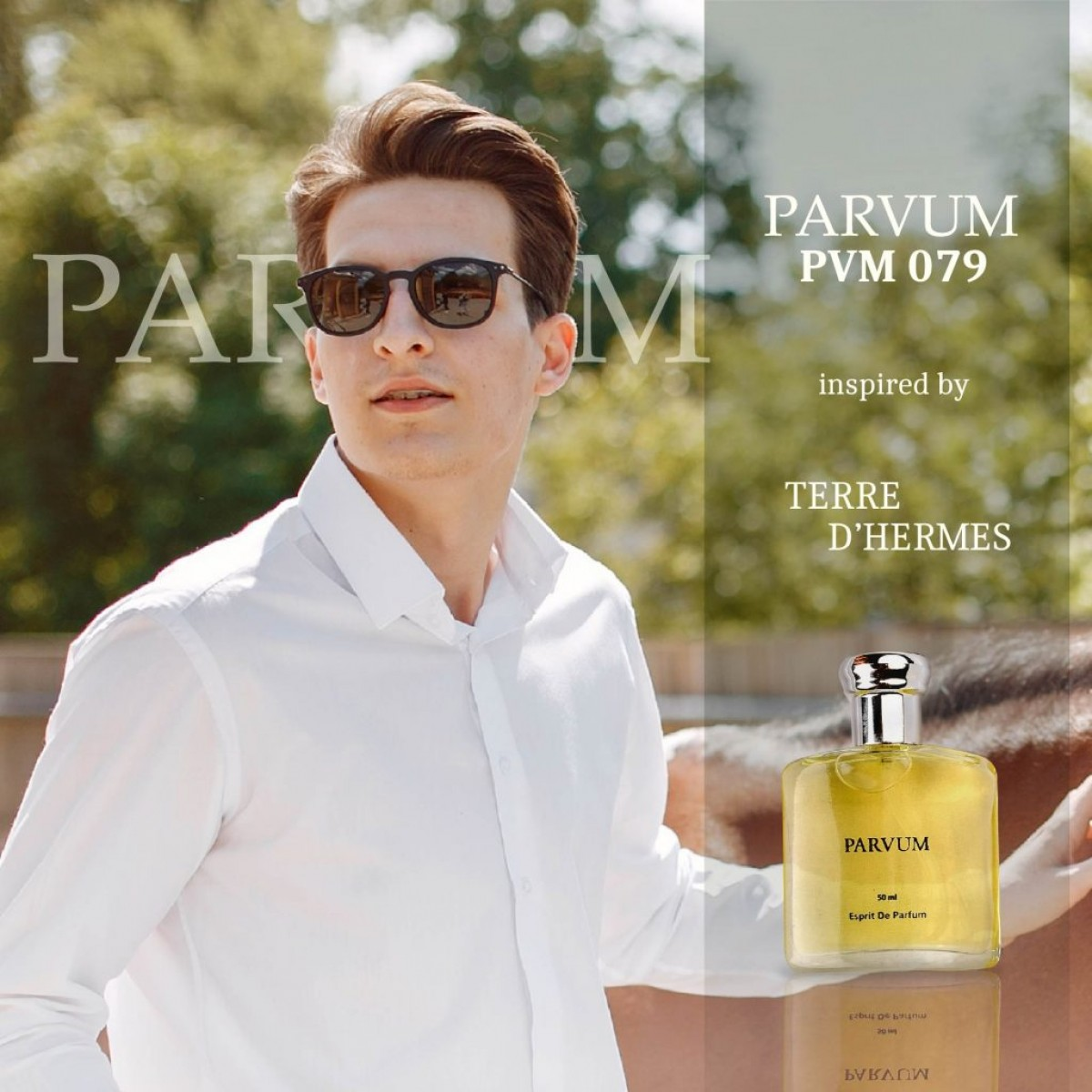 PARVUM Inspired By Tere D'Hermes - Hara & Co