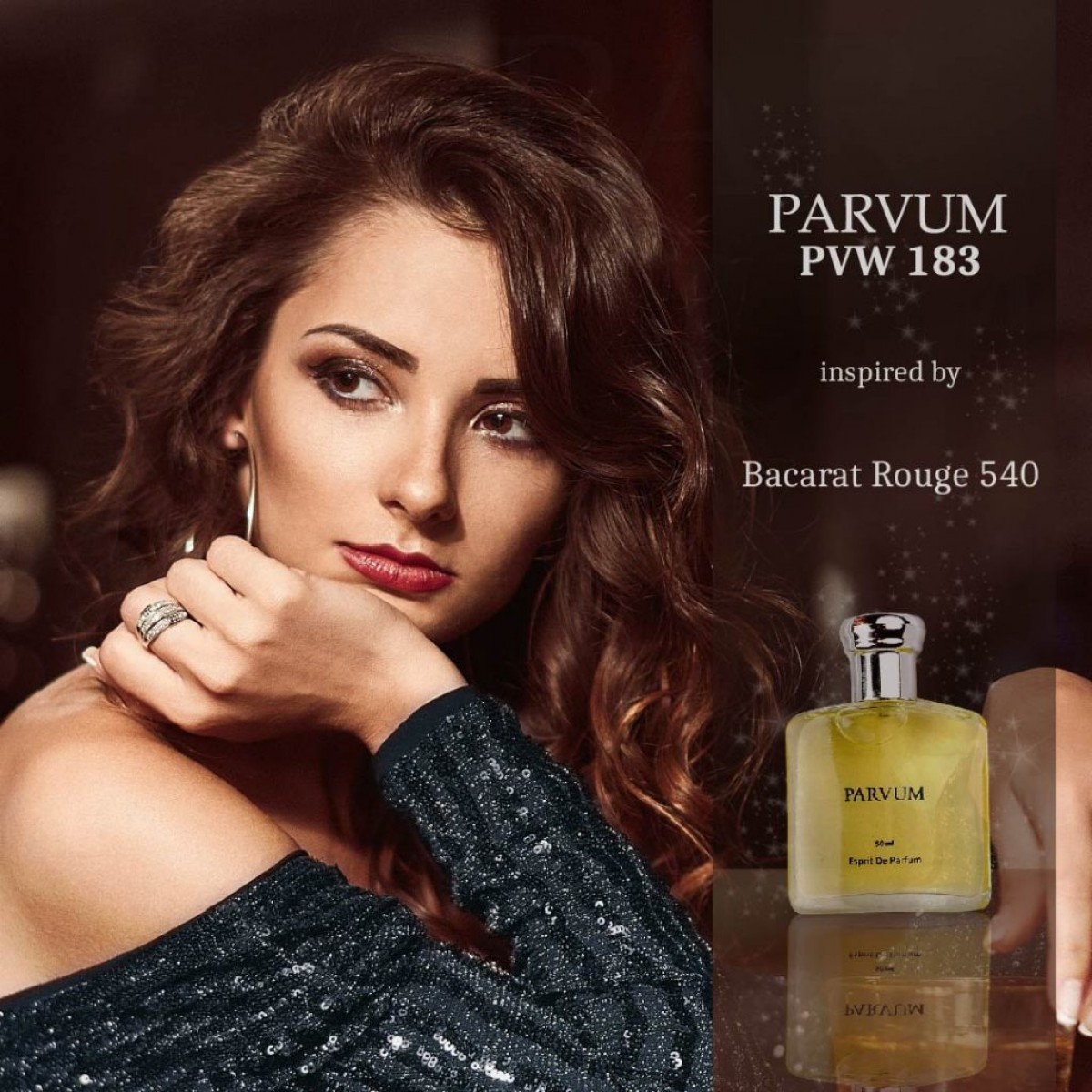 PARVUM Inspired By Bacarat Roungge 540 - Hara & Co
