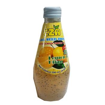 BASIL SEED DRINK - LEMON G/TEA 290ML