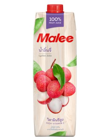 (MALEE) F.JUICE (LYCHEE) 1L
