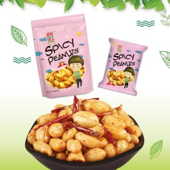 HOME SPICY PEANUTS 70G