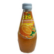 BASIL SEED DRINK - ORANGE 290ML - Kanpeki