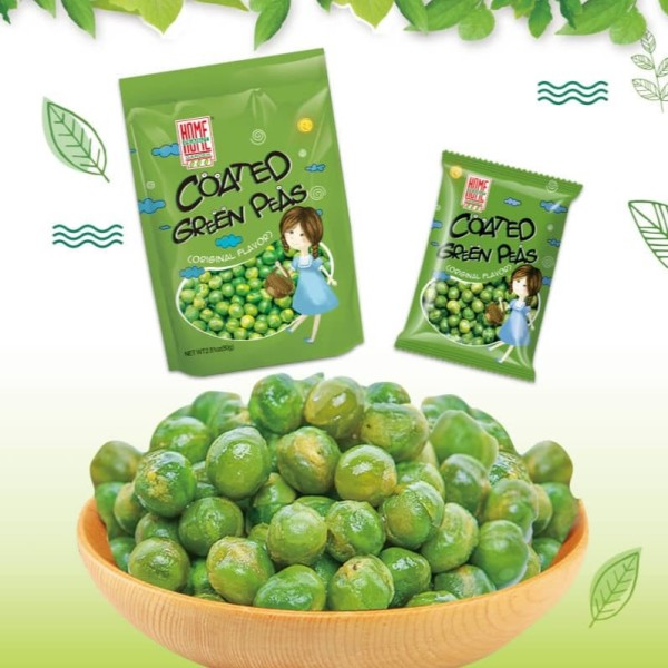 HOME Coated Green Peas Original Flavour 80g - Kanpeki